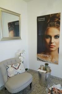 Eingang Kosmetikstudio
